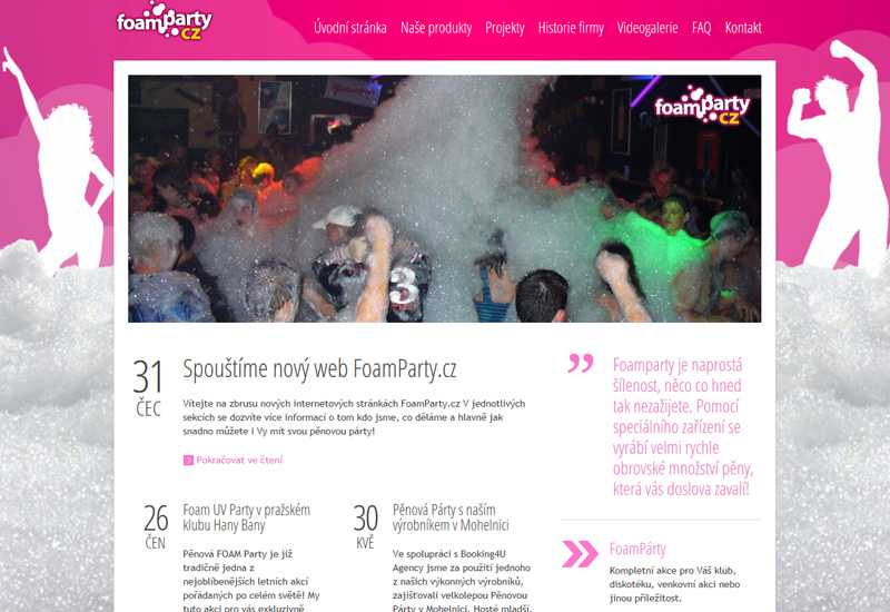 Foamparty